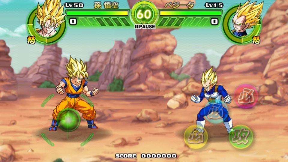 juegos de dragon ball para android