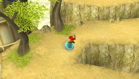 Avatar The Last Air Bender PSP/PPSSPP Game