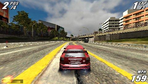 Burnout Legends (USA) PSP/PPSSPP Game